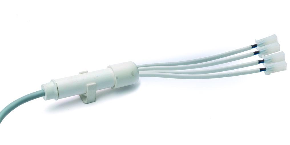 Kabelverteiler 4x