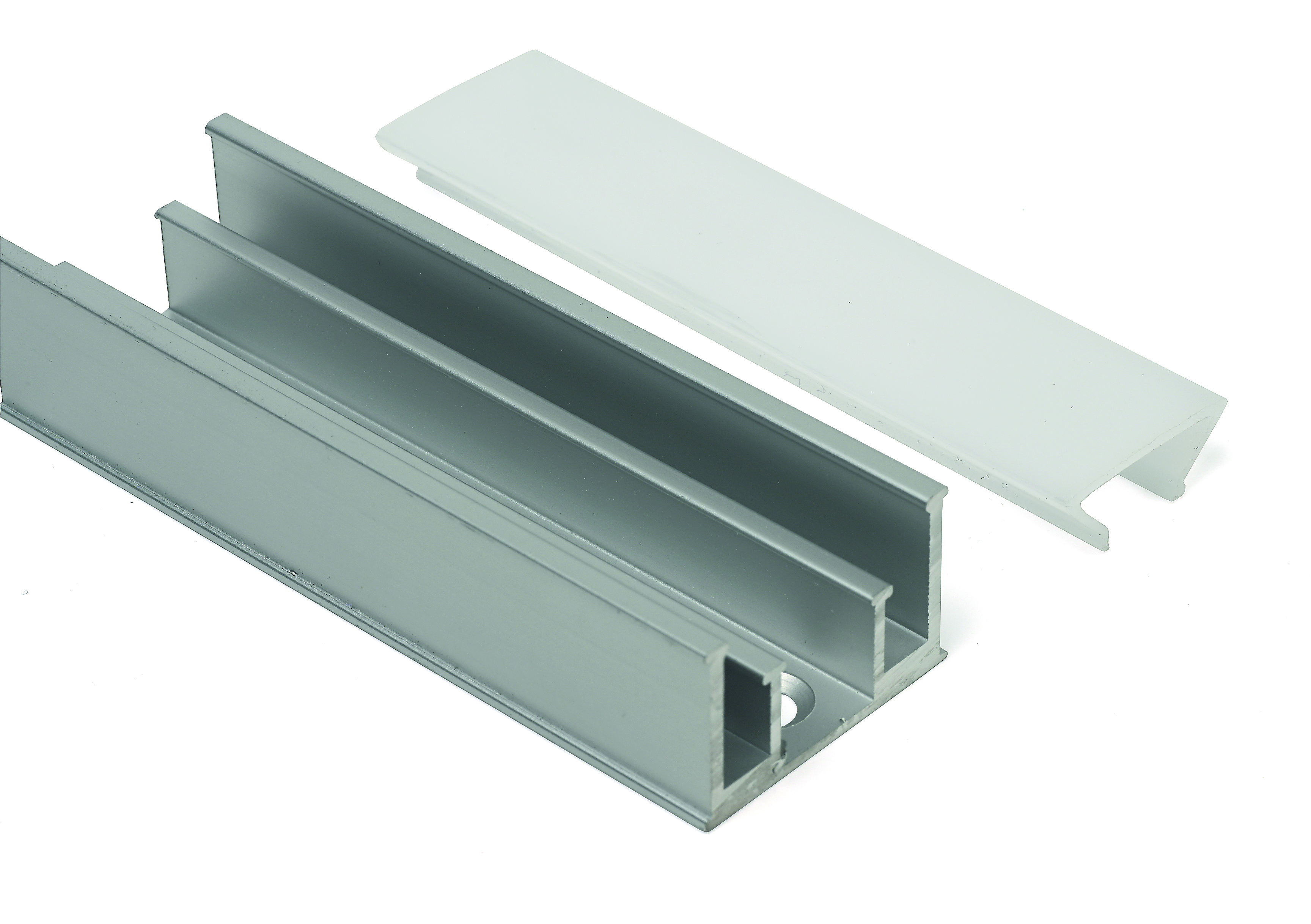 Abdeckung für LED Trennprofil L2