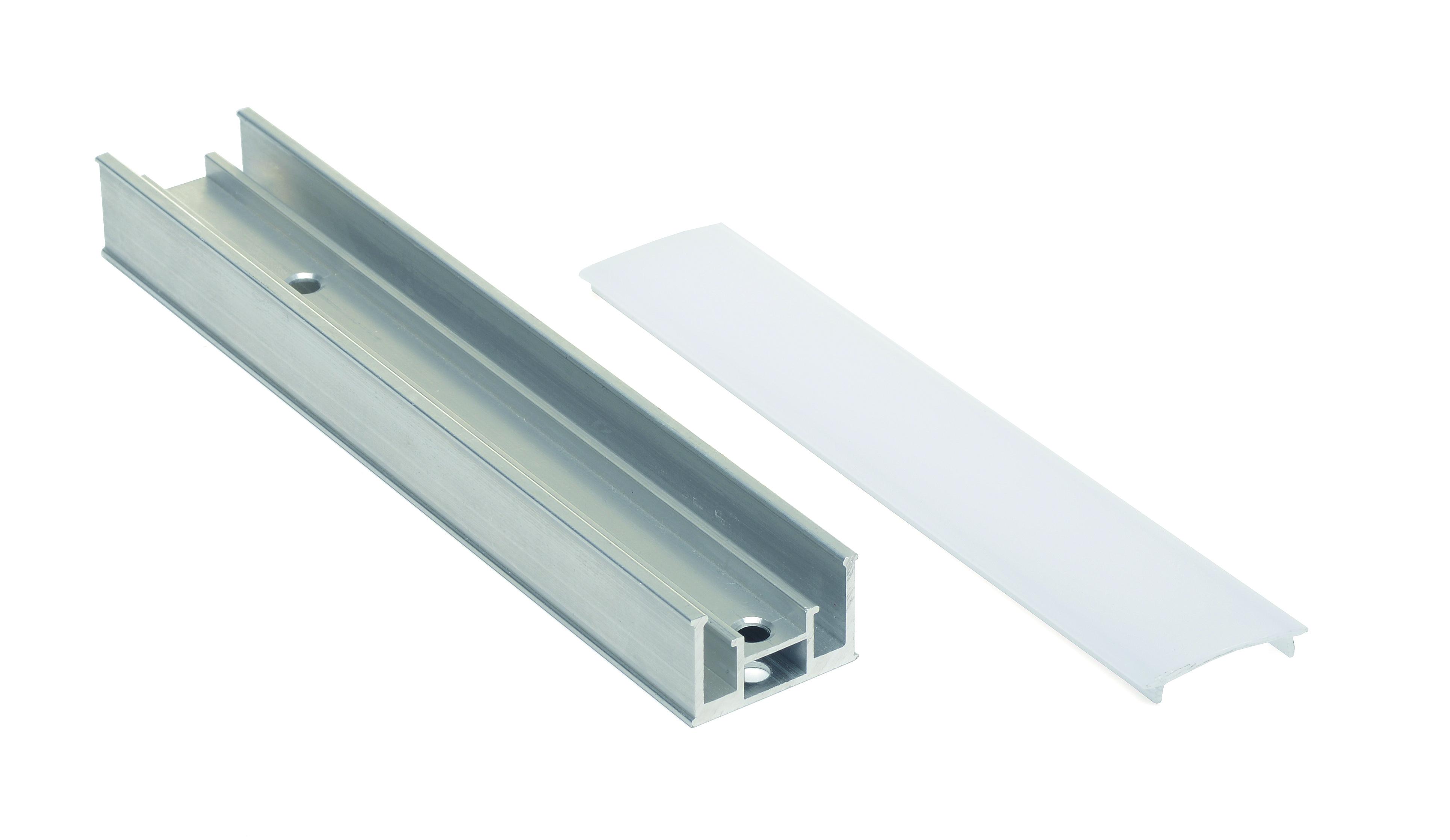 Abdeckung für LED Trennprofil L1